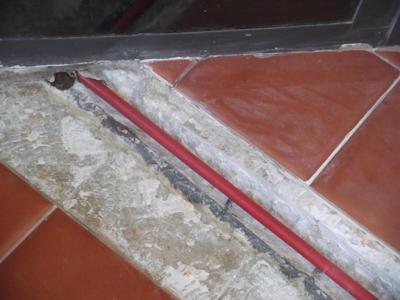 Post-tension repairs