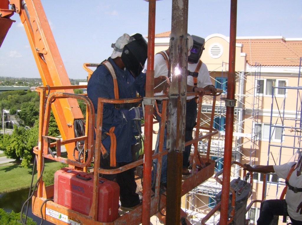 structural-restoration-steel
